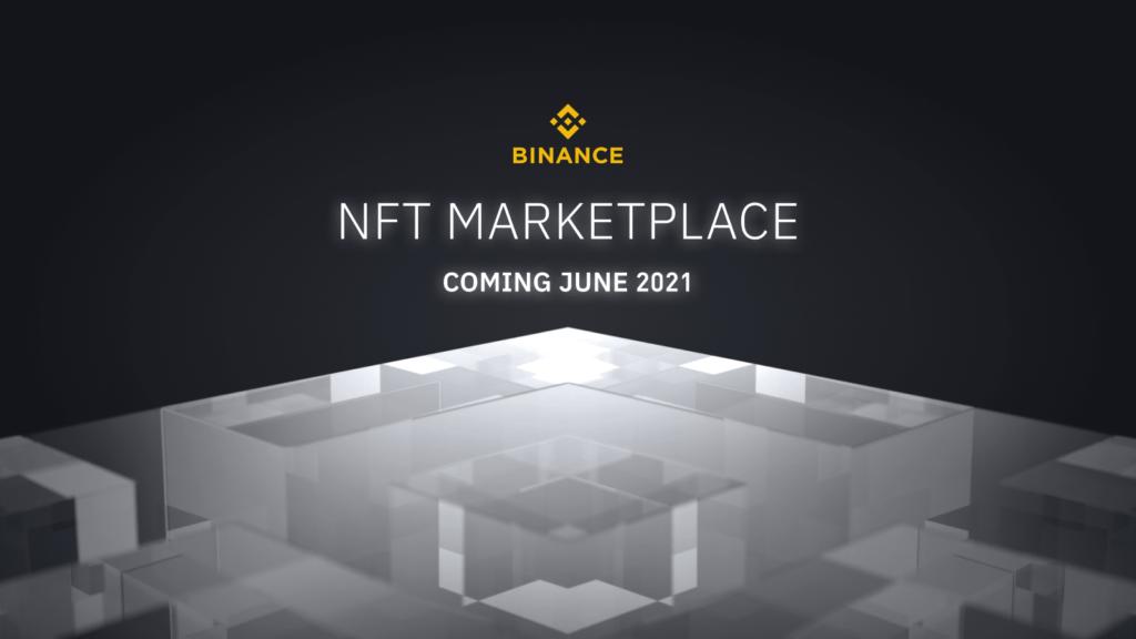 Binance Kendi NFT Platformunu Kuruyor