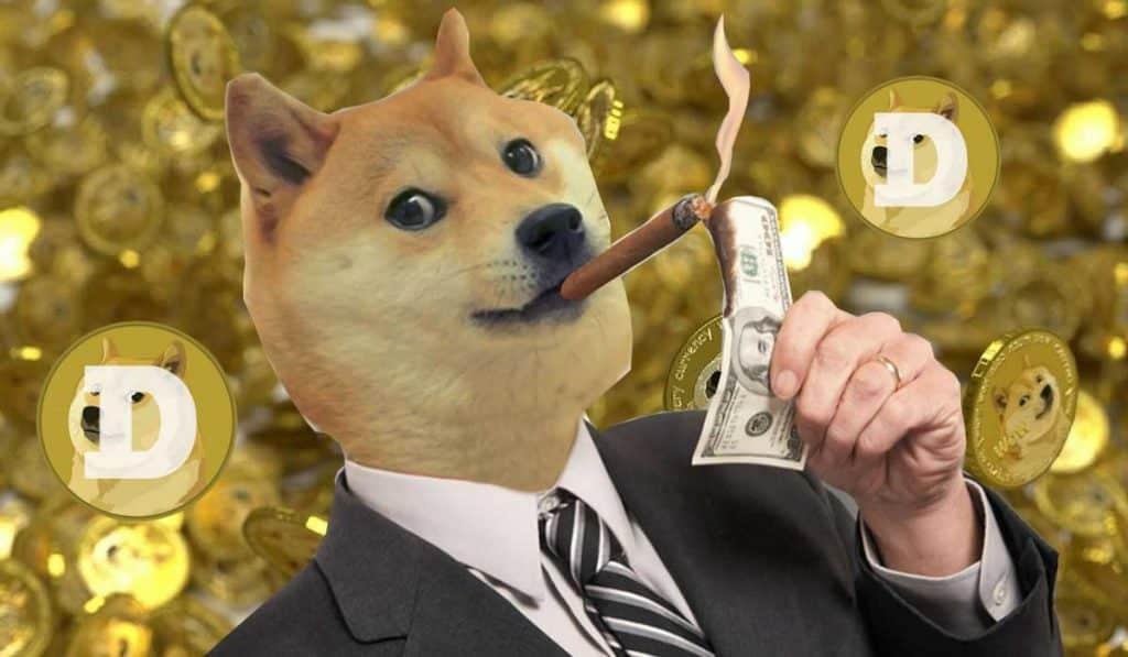 Dogecoin (DOGE) Artık İlk 5 Arasında!