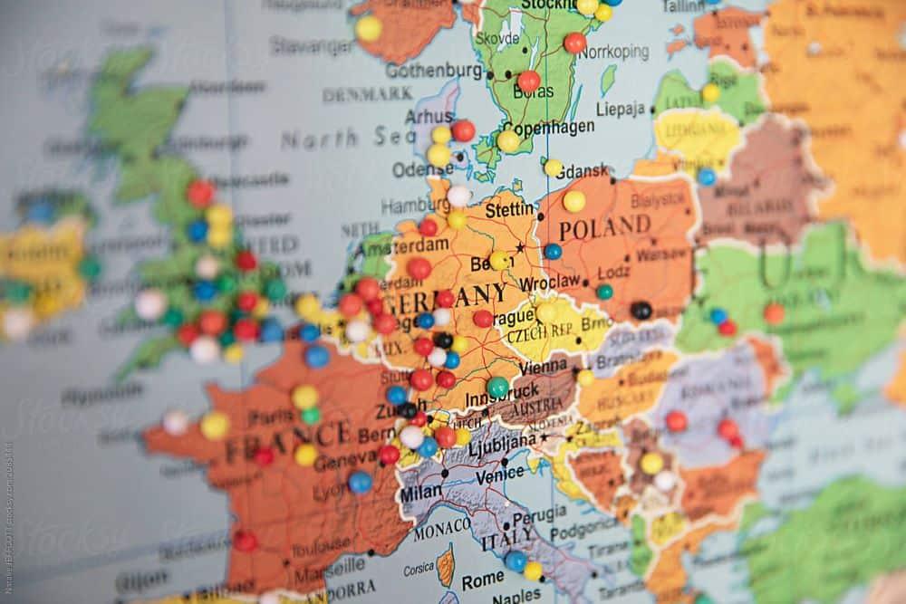 Avrupa'nın En Olası Kripto Merkezleri