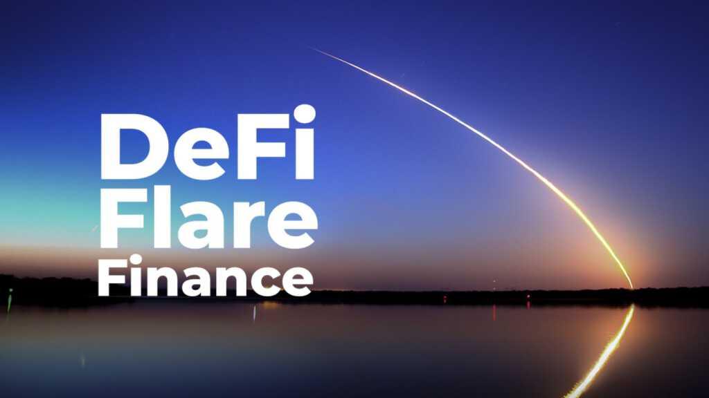 Flare Finance (DFLR) Airdrop'u Büyük Borsadan Destek Aldı
