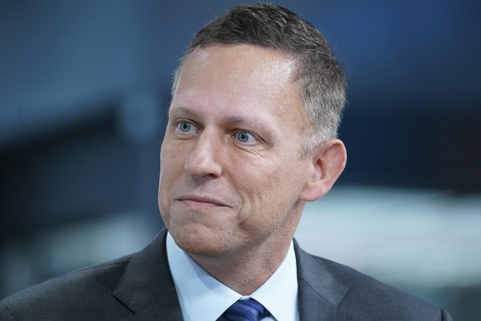 Paypal Kurucu Ortağı Thiel: Bitcoin Çinli Bir Silah Olabilir!