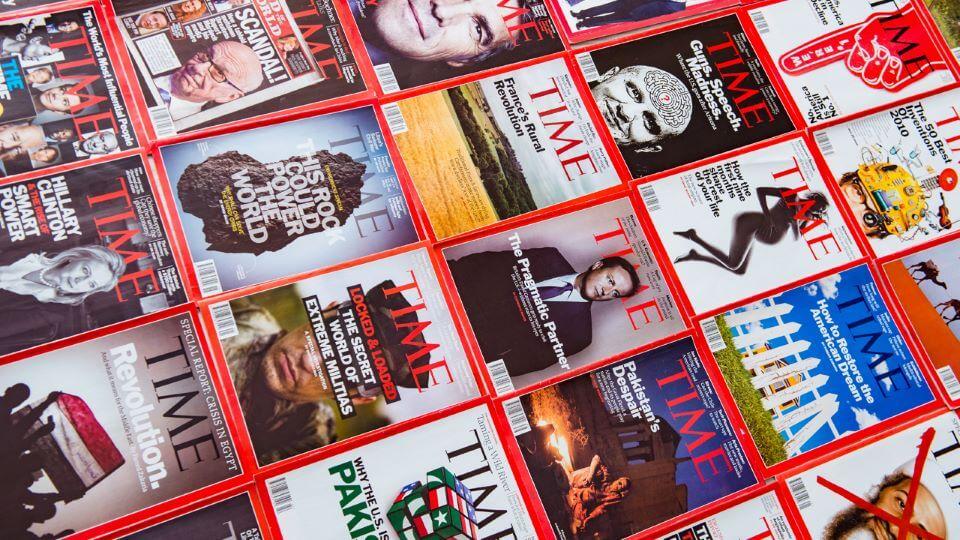 Time Dergisi Grayscale ile İşbirliği Yaptı