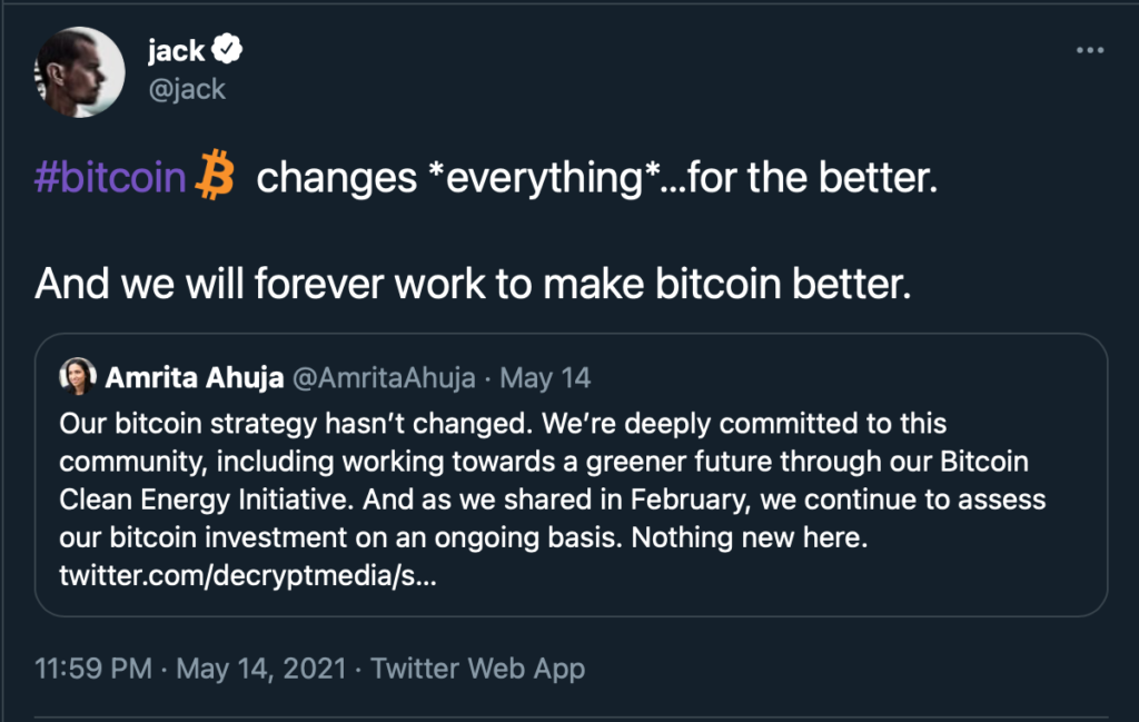 jack Dorsey, kripto, BTC, bitcoin