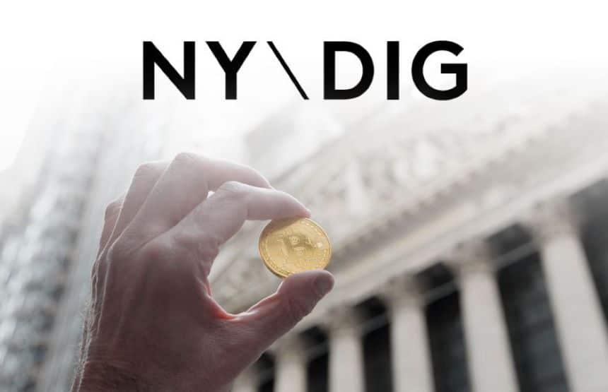 NYDIG, Bitcoin, btc, kripto, kriptopara