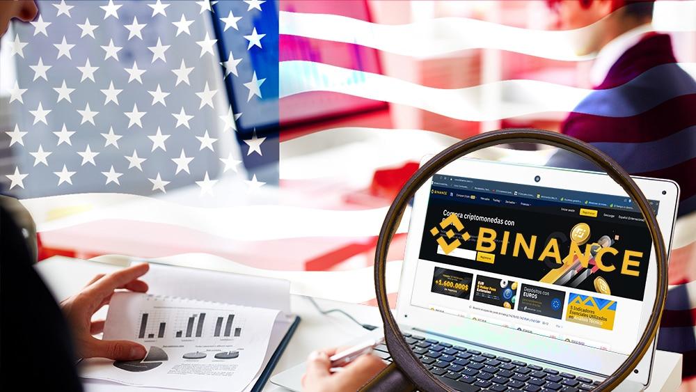 ABD, Binance, kripto