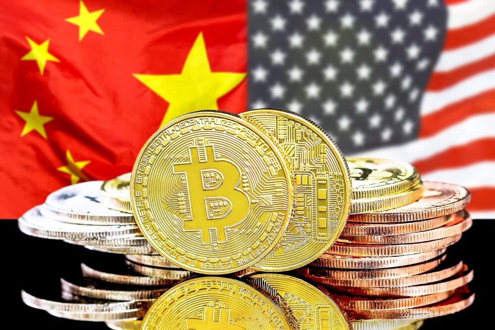 Çin, ABD, Bitcoin, Madencilik, BTC