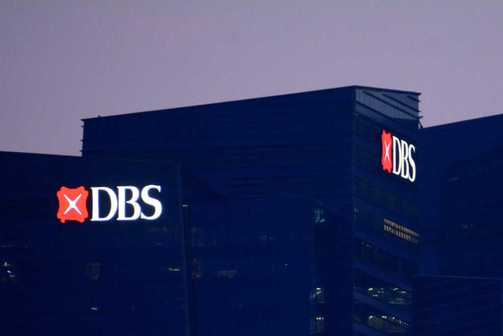 DBS Bank, Bitcoin, BTC, Singapur