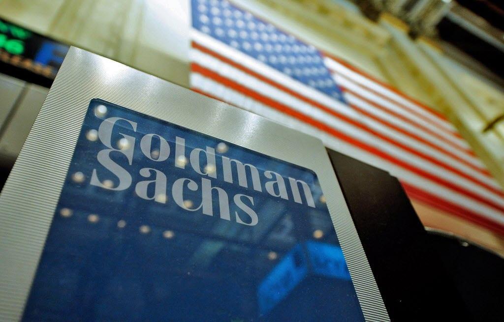 kripto para, Goldman Sachs