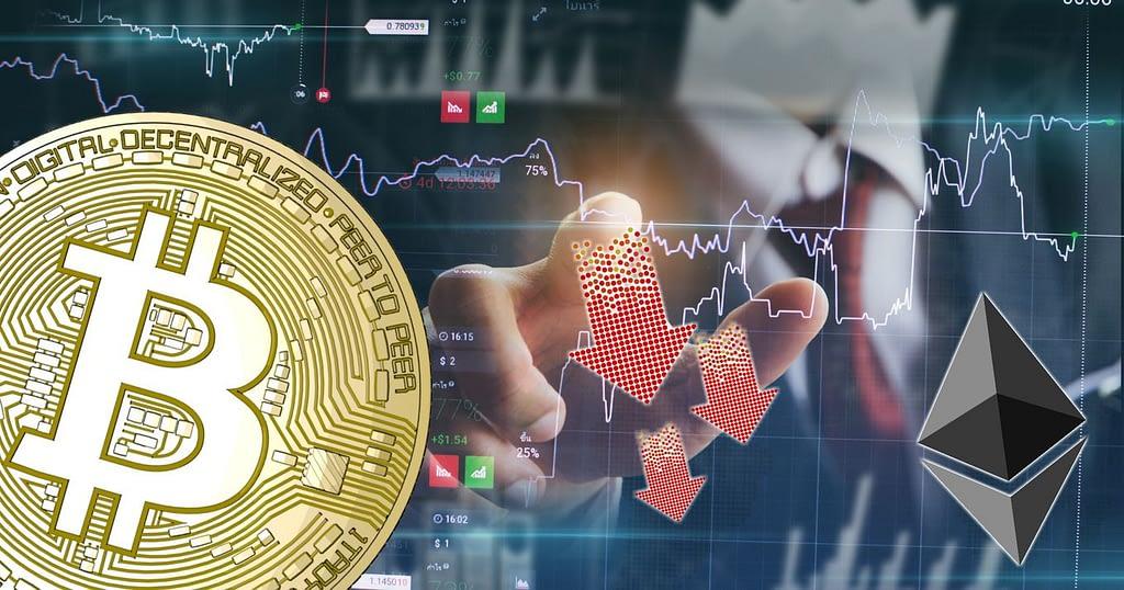 ETH, ethereum, BTC, bitcoin, bitcoin ve ethereum