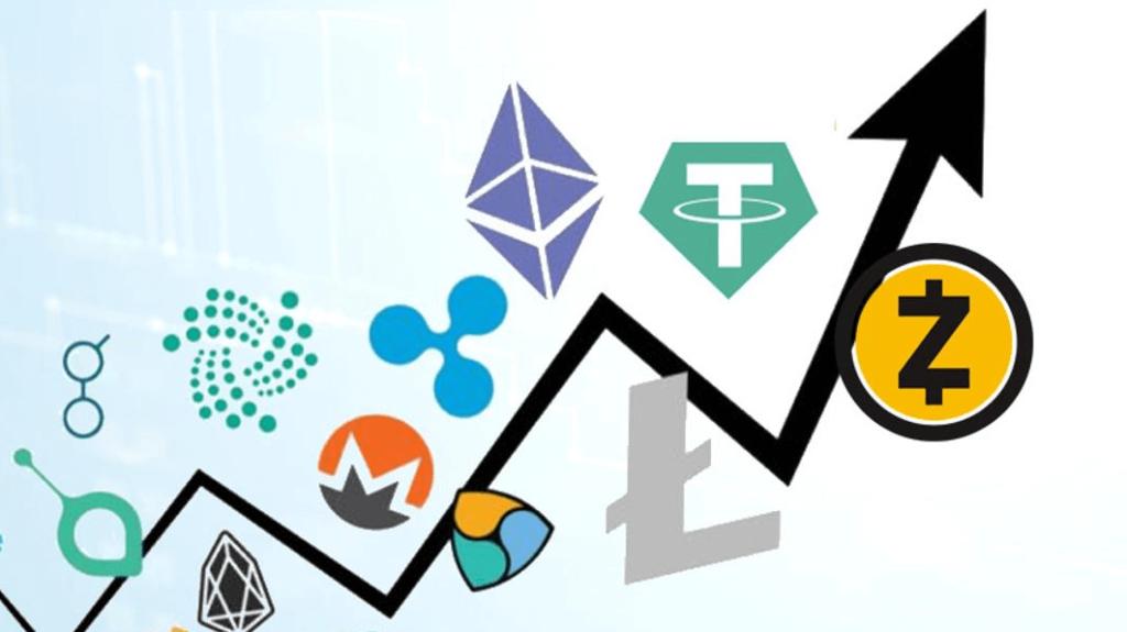Bitcoin, Altcoin, BNB, ETH, ADA