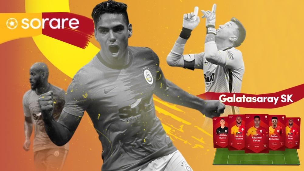 Sorare, NFT, Fenerbahçe, Galatasary, Ronaldo, Juventus, Chealsea