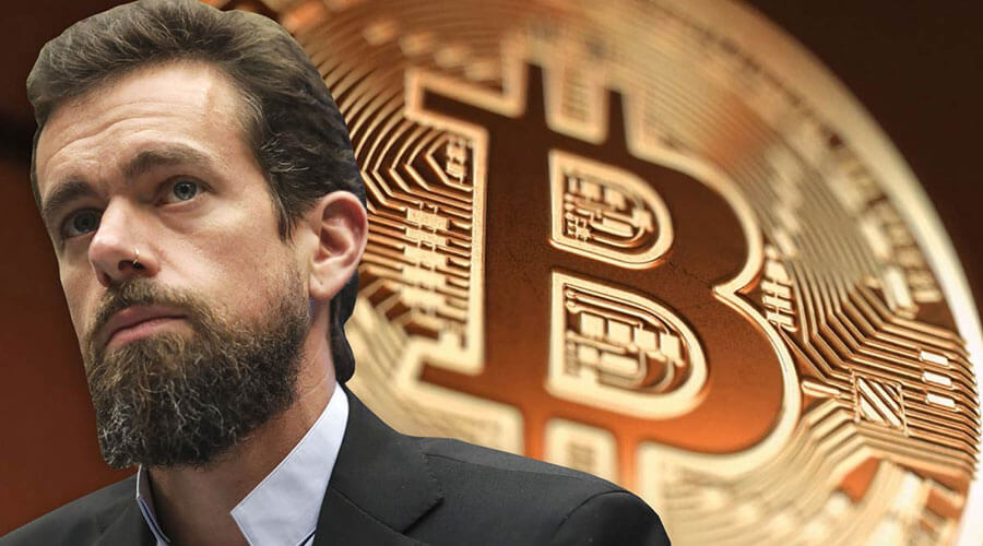 Jack Dorsey, bitcoin