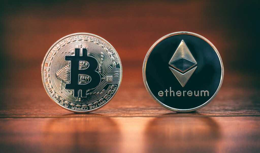 Ethereum, ETH, Bitcoin, BTC, Coinbase