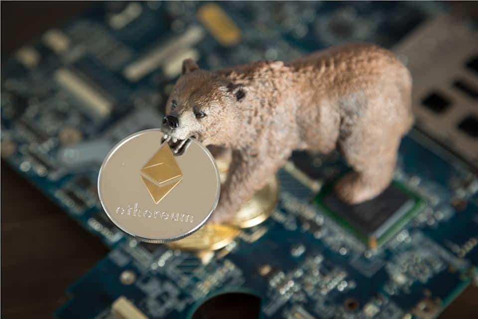 altcoin, eth, ayı piyasası, Ethereum