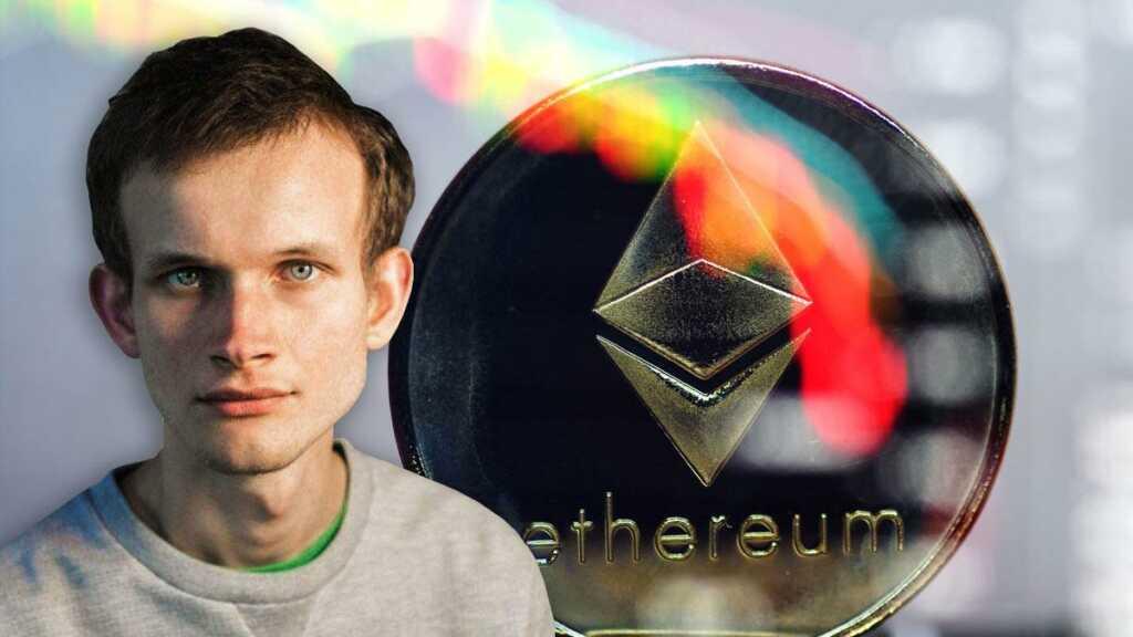 Ethereum, ETH, Vitalik Buterin