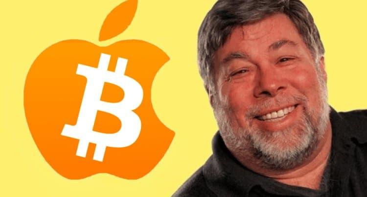 Steve Wozniak, BTC, Bitcoin, altın