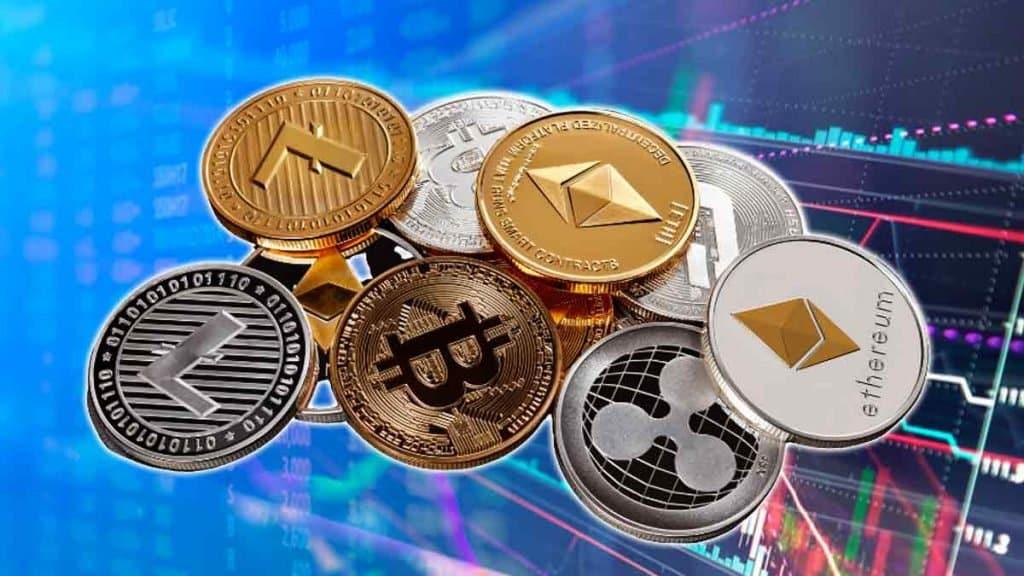 altcoin, bitcoin, avax, doge, xml, dot, matic