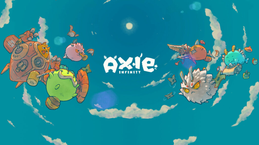 AXS, Axie Infinity, airdrop