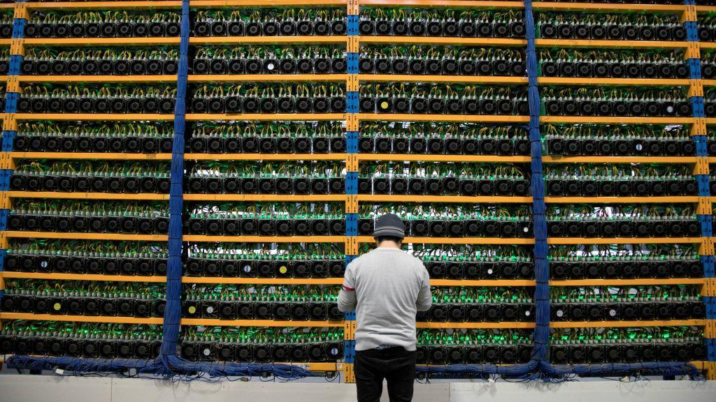 kriptopara madencileri